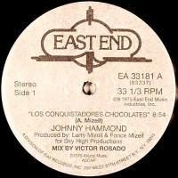 JOHNNY HAMMOND - Los Conquistadores Chocolates : EAST END (US)