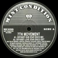 7TH MOVEMENT - ODYSSEY : MINT CONDITION (UK)