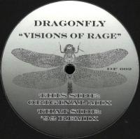 DRAGONFLY - Visions Of Rage : 12inch