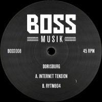 DORISBURG - Internet Tension / Rytm804 : 12inch