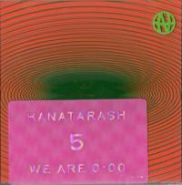 HANATARASH - 5 : CD