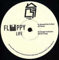 FLOPPY LIFE - Beneath the Surface EP : BASEMENT FLOOR RECORDS (US)