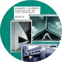 ROBERTO CLEMENTI - Plebiscite EP (incl. BNJMN Remix) : 12inch