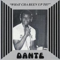 DANTÉ - What Cha Been Up To? : 7inch
