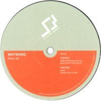 WAYWARD - Raval EP : SILVER BEAR (UK)