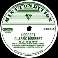 HERBERT - CLASSIC HERBERT : MINT CONDITION (UK)