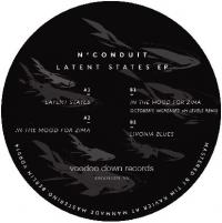 N'CONDUIT - Latent States (incl. October Remix) : 12inch
