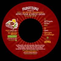 EKO & GEORGES OUEDRAOGO - Afro Funk & Disco Gems Volume Nine : MUKATSUKU (UK)