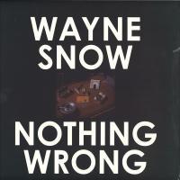 WAYNE SNOW - Nothing Wrong (Ge-ology / Byron The Aquarius / James Braun Remixes) : 12inch