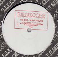 RÜF DUG - Ruffy'S Island Ep (Incl. SHARIF LAFFREY Remix) : FUTUREBOOGIE (UK)