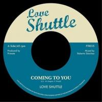 LOVE SHUTTLE / Gee Sugar - Coming To You / Lovers Boulevard : 7inch