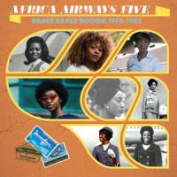 VA - Africa Airways Five (Brace Brace Boogie 1976 - 1982) : LP