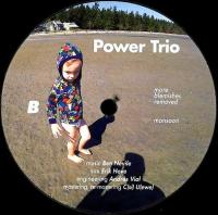BEN NEVILE - Power Trio EP 1 : 12inch