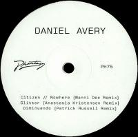 DANIEL AVERY - Song For Alpha Remixes - One : PHANTASY SOUND (UK)