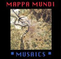 MAPPA MUNDI - Musaics : 2x12inch