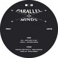 CIEL / YOHEI S / DANIEL 58 / RADIANT AURA FACULTY - Parallel Minds Vol. 1 : 12inch