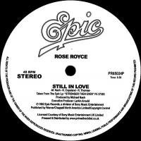 ROSE ROYCE - Still in Love / Best Love : 12inch
