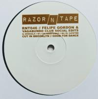 FELIPE GORDON & VAGABUNDO CLUB SOCIAL - Felipe Gordon & Vagabundo Club Social Edits : RAZOR-N-TAPE (US)