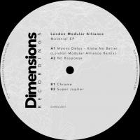 LONDON MODULAR ALLIANCE - Material EP : 12inch