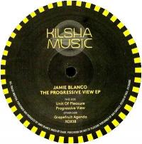 JAMIE BLANCO - The Progressive View EP : 12inch