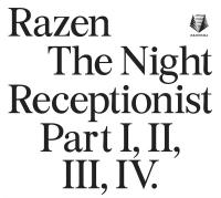 RAZEN - The Night Receptionist : CD