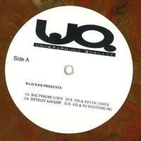 VARIOUS - 1st Unity Kolabo EP : 12inch