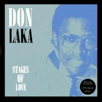 DON LAKA - Stages Of Love : 12inch