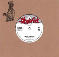 LEO GRAHAM - Voodooism  /  Dubism : 7inch