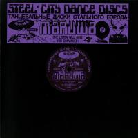 MARUWA - One Listen Will Have You Convinced : STEEL CITY DANCE DISCS (UK)