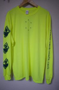 MULTI CULTI × CHILL MOUNTAIN - Long sleeve UV Yellow  Size M : WEAR