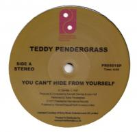 TEDDY PENDERGRASS - You Can't Hide from Yourself /  The More I Get, the More I Want : PHILADELPHIA INTERNATIONAL (US)