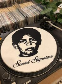 SOUND SIGNATURE SLIPMAT - Sound Signature Slipmat : SOUND SIGNATURE (US)