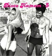 VARIOUS - DISCO HAMAM VOL.5 : 12inch