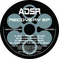 ADSR - Recovery EP : 12inch
