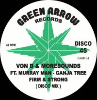 VON D & MORESOUNDS - Firm & Strong : 12inch