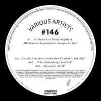 VA(MR RAOUL K VS T.REGISFORD, C.COCCOLUTO) - Compost Black Label #146 : 12inch