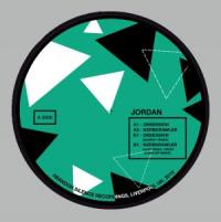 JORDAN - Obsession EP : 12inch