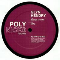 GLYN HENDRY - Escape Club 99 : 12inch