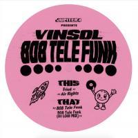 VIN SOL - 808 Tele Funk EP : 12inch