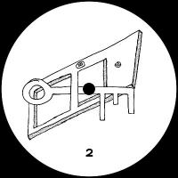 ALI BERGER - Keys The Door EP 2 : FCR (UK)