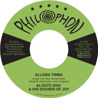 ALOGTE OHO & HIS SOUNDS OF JOY - Allema Timba : PHILOPHON (GER)