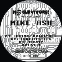 MIKE ASH - Human Downfall EP : 12inch