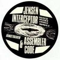 JENSEN INTERCEPTOR & ASSEMBLER CODE - DANCE TRAX Vol.19 : 12inch