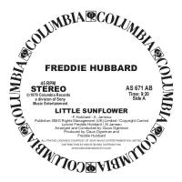 FREDDIE HUBBARD - Little Sunflower : 12inch