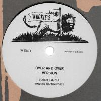 BOBBY SARKIE - Over And Over : 12inch+DOWNLOAD CODE