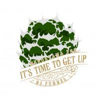 DJ FUNNEL - It's Time To Get Up : STRIPE-DOT. (JPN)