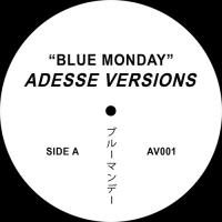 ADESSE VERSIONS - Blue Monday : WHITE LABEL (UK)