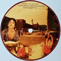 JAYSUN MERCED - The Ville EP R.I.P. Fpv 1994 Bridgeport Connecticut : 12inch