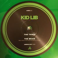 KID LIB - The Thing : 12inch + DOWNLOAD CODE