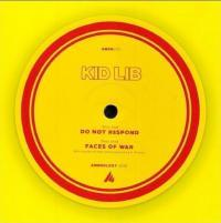 KID LIB - Faces Of War : 12inch + DOWNLOAD CODE